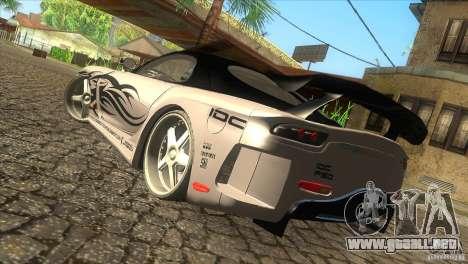 Mazda RX-7 Veilside Logan para GTA San Andreas left