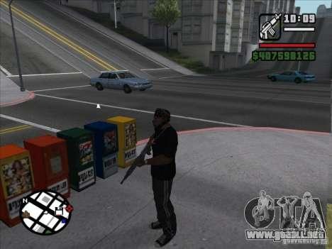 Pequeña trivia para GTA San Andreas