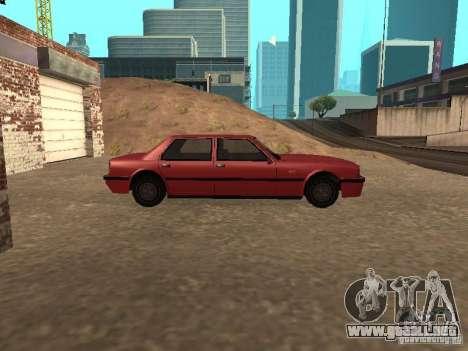 Vincent estándar para GTA San Andreas left