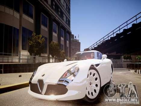 Alfa Romeo TZ3 Stradale Zagato para GTA 4