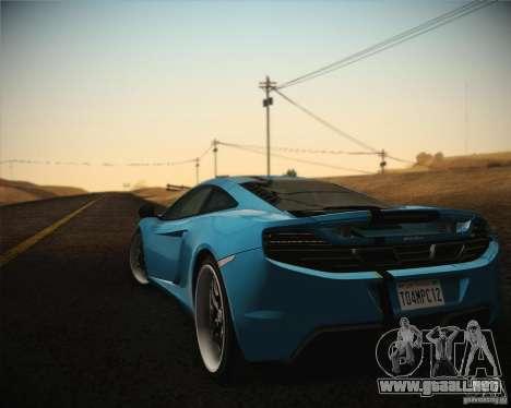 ENBSeries by ibilnaz v 2.0 para GTA San Andreas