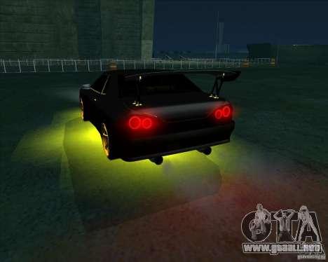 NEON mod para GTA San Andreas sexta pantalla