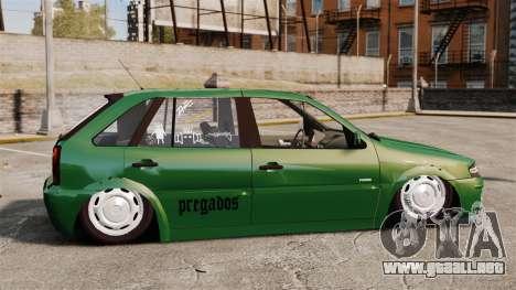Volkswagen Gol G4 Edit para GTA 4 left