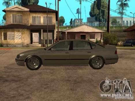 El mérito de Gta 4 para GTA San Andreas left