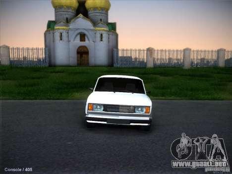 Vaz 2105 stock calidad para GTA San Andreas