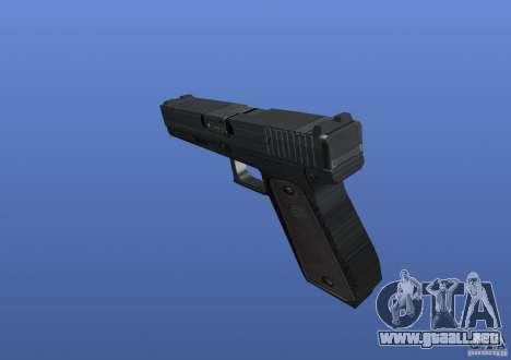 Glock para GTA 4 segundos de pantalla