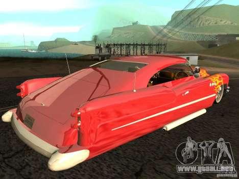 Buick Custom 1950 LowRider 1.0 para GTA San Andreas left