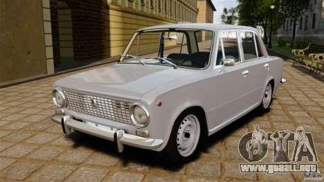 Stock VAZ-2101 para GTA 4