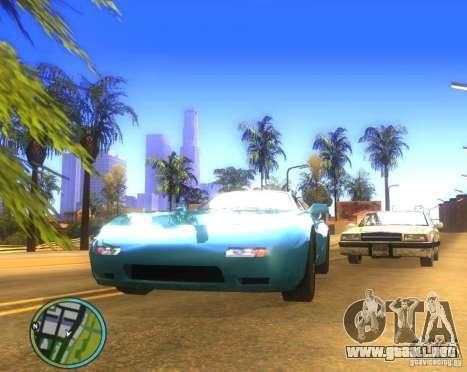 ENB Summer Version para GTA San Andreas segunda pantalla