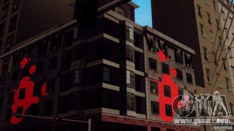 SA_gline para GTA San Andreas sexta pantalla