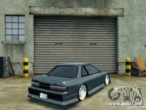 Nissan Silvia S13 para GTA 4 left