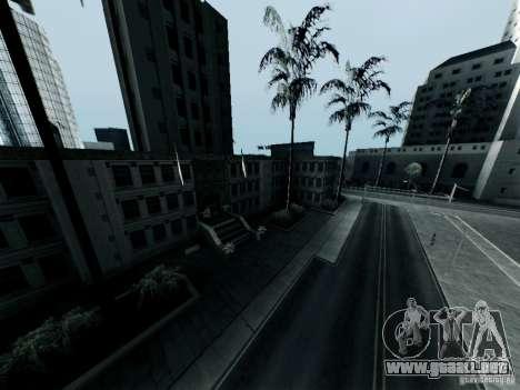 Setan ENBSeries para GTA San Andreas octavo de pantalla