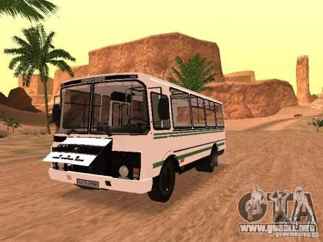 SURCO 32054 para GTA San Andreas left