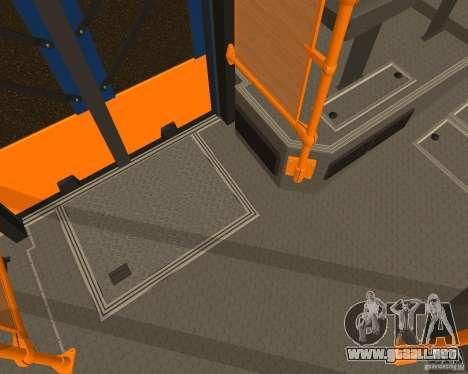 Se ofrecen MAZ 103Т para visión interna GTA San Andreas