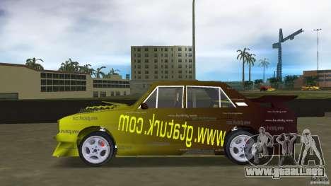 Anadol GtaTurk Drift Car para GTA Vice City left