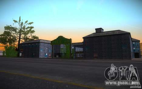 San Fierro Re-Textured para GTA San Andreas novena de pantalla