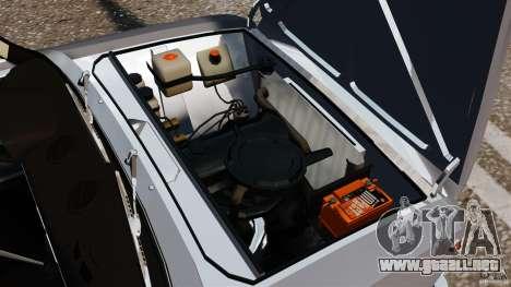 Stock VAZ-2101 para GTA 4 vista lateral