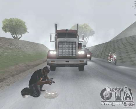 Mina v1.0 para GTA San Andreas