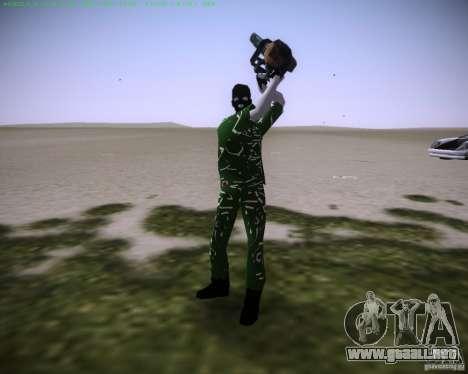 La piel se revela para GTA Vice City tercera pantalla