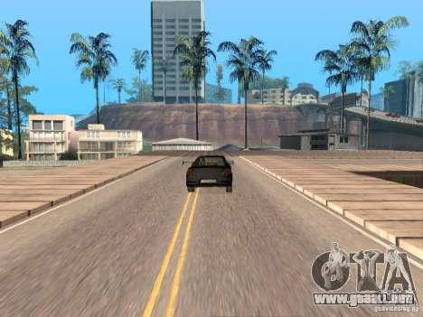 Mansión de la isla para GTA San Andreas octavo de pantalla