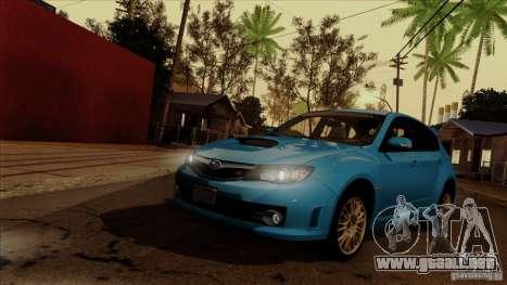 SA Beautiful Realistic Graphics 1.4 para GTA San Andreas