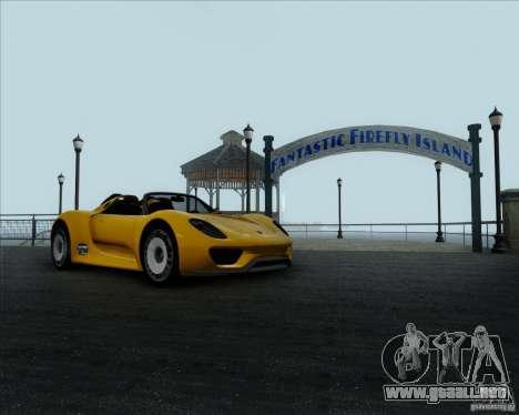 ENBSeries by slavheg v3 para GTA San Andreas sexta pantalla