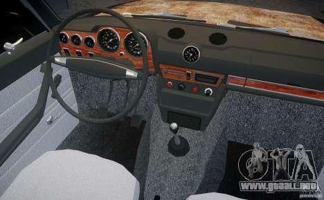 Vaz 2106 Rat look para GTA 4 visión correcta