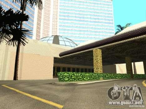 Nuevas texturas para casino piratas en Mens para GTA San Andreas segunda pantalla