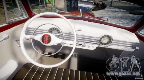 Chevrolet Special DeLuxe 1941 para GTA 4 vista superior