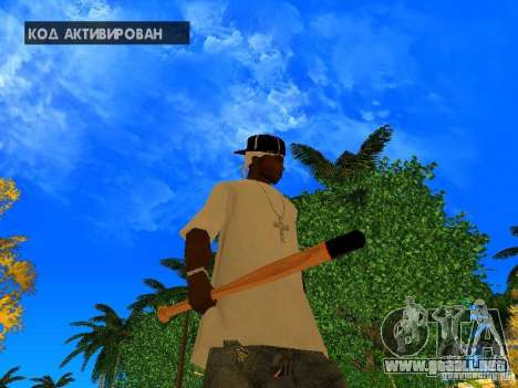 New Weapon Pack para GTA San Andreas undécima de pantalla