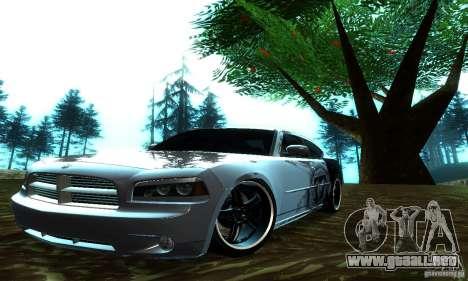 Dodge Charger SRT8 Mopar para GTA San Andreas