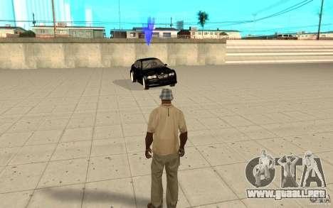 007 car para GTA San Andreas tercera pantalla
