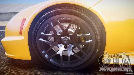 Rossion Q1 2010 v1.0 para GTA 4 interior