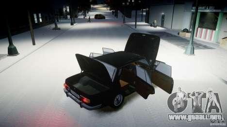 Wartburg 353 W Deluxe para GTA 4 vista interior
