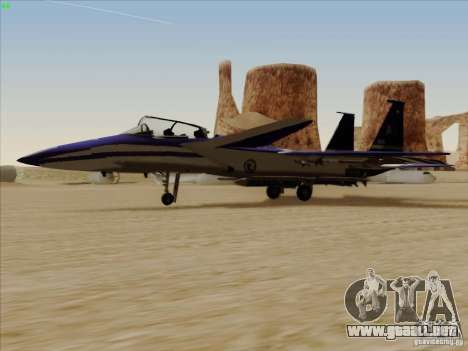 F-15 SMTD para GTA San Andreas left