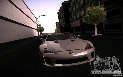 SA Illusion-S V1.0 SAMP Edition para GTA San Andreas quinta pantalla