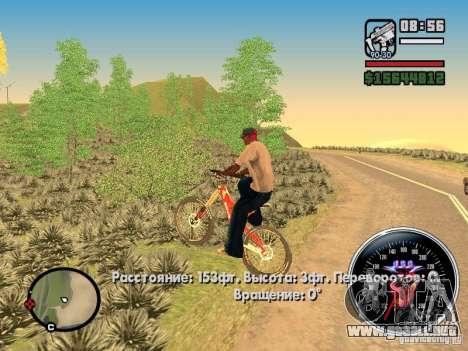 Speed Udo para GTA San Andreas