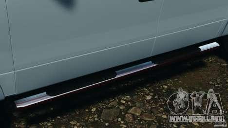 Ford F-150 v1.0 para GTA 4 vista superior