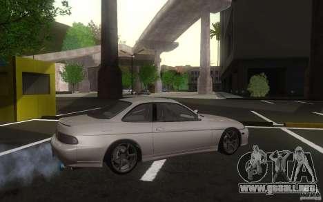 Lexus SC300 para la visión correcta GTA San Andreas