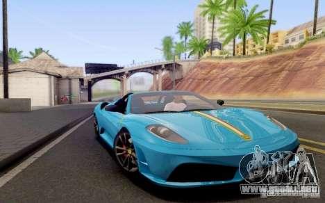 Sompelling ENBSeries para GTA San Andreas quinta pantalla