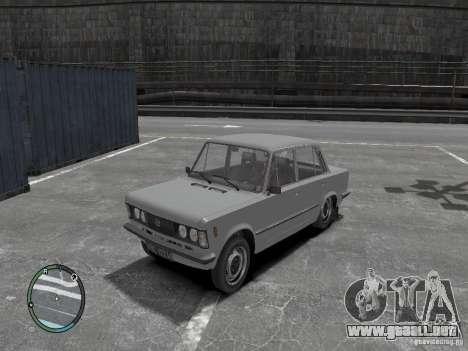Fiat 125P FSO 1983 para GTA 4
