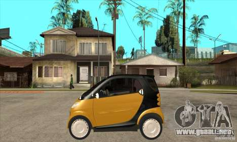 Smart para GTA San Andreas left