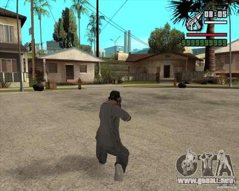 MP5 AGOG para GTA San Andreas tercera pantalla