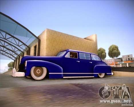 Lissiter 75 para GTA San Andreas