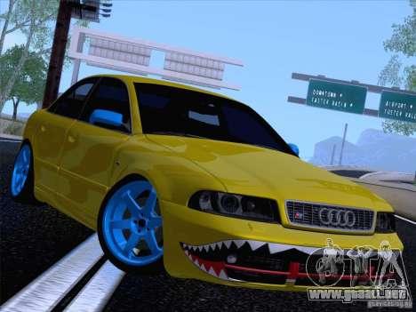 Audi S4 DatShark 2000 para GTA San Andreas