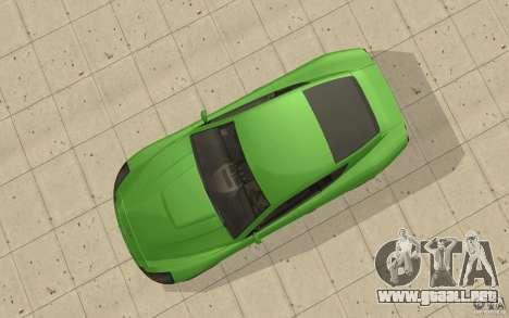 Super GT de GTA 4 para la visión correcta GTA San Andreas