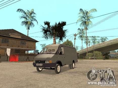 Gacela 2705 en 1994. para GTA San Andreas left