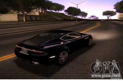 Graphic settings para GTA San Andreas segunda pantalla