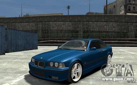 BMW M3 E36 v1.0 para GTA 4 left