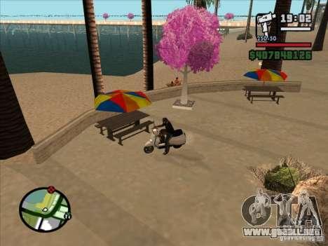 Pequeña trivia para GTA San Andreas segunda pantalla